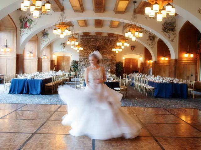 Richard and Alexis's wedding in Lake Louise, Alberta 33