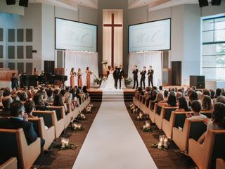 The wedding of Carli and Nicholas 3