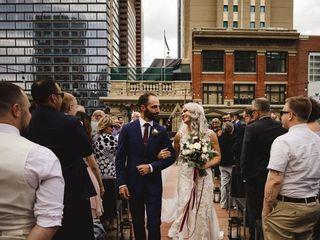 The wedding of Samantha and Thomas 1