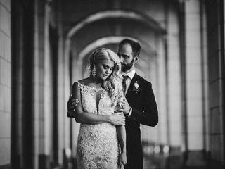 The wedding of Samantha and Thomas 2