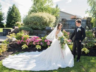 The wedding of Izabela and Jonathan