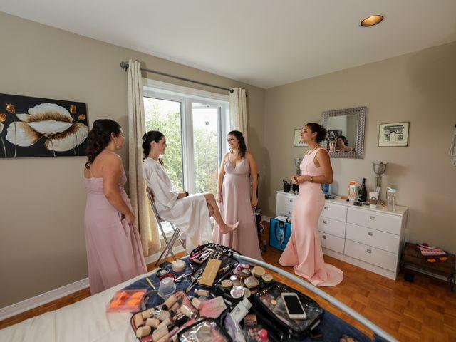 Brian and Rachel's wedding in Notre-Dame-de-l'Ile-Perrot, Quebec 6