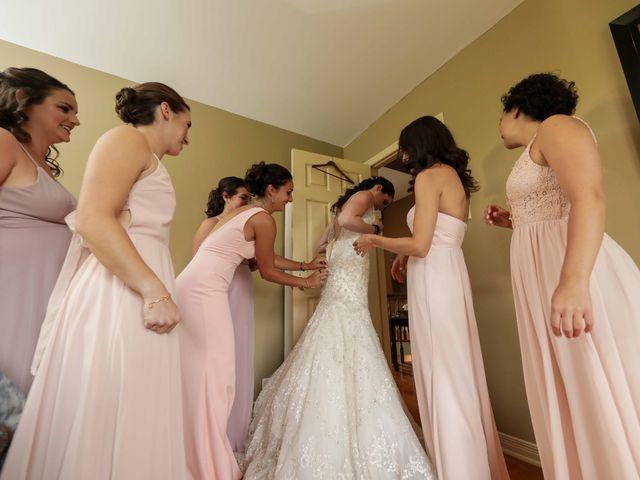 Brian and Rachel's wedding in Notre-Dame-de-l'Ile-Perrot, Quebec 10