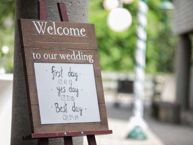 Brian and Rachel's wedding in Notre-Dame-de-l'Ile-Perrot, Quebec 19