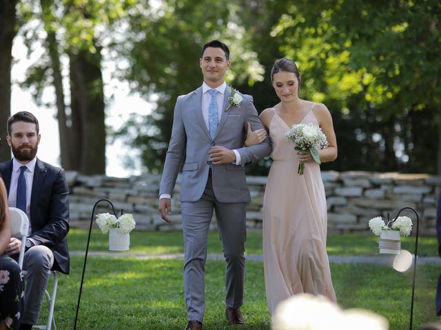 Brian and Rachel's wedding in Notre-Dame-de-l'Ile-Perrot, Quebec 30