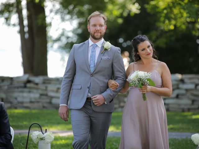 Brian and Rachel's wedding in Notre-Dame-de-l'Ile-Perrot, Quebec 34