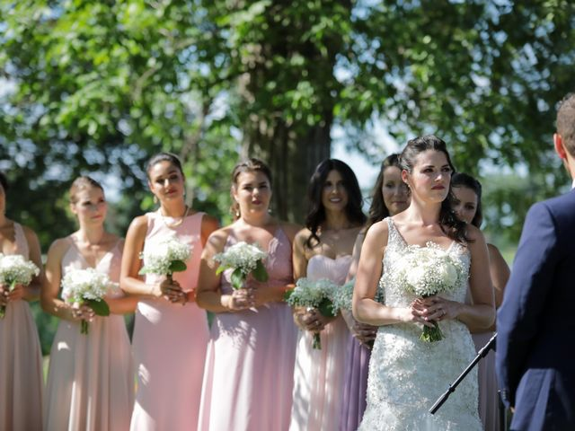 Brian and Rachel's wedding in Notre-Dame-de-l'Ile-Perrot, Quebec 39