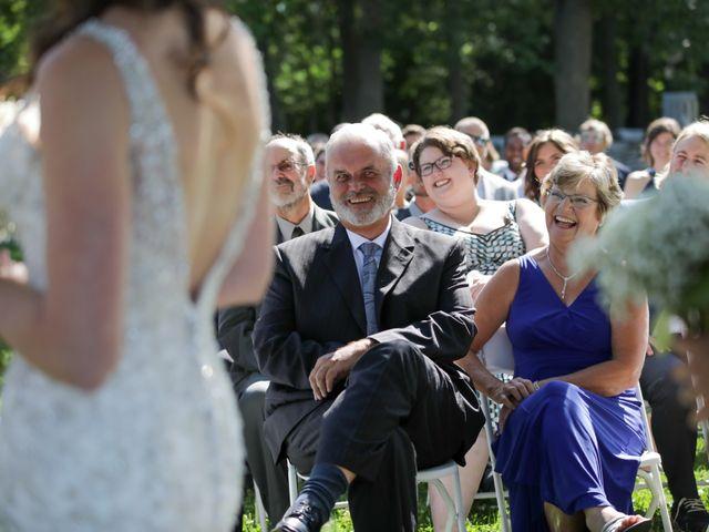 Brian and Rachel's wedding in Notre-Dame-de-l'Ile-Perrot, Quebec 40