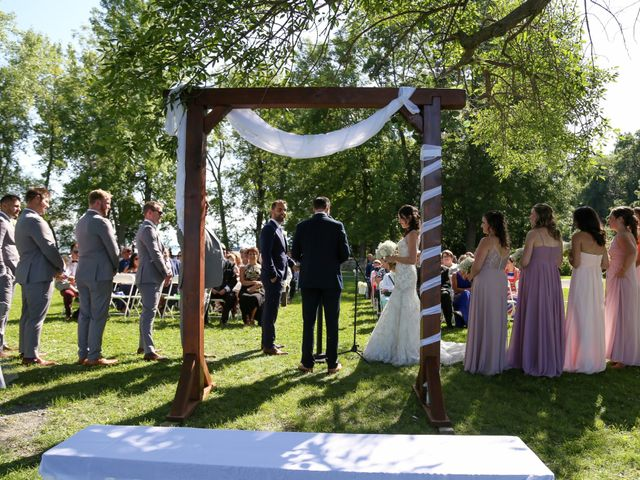 Brian and Rachel's wedding in Notre-Dame-de-l'Ile-Perrot, Quebec 43