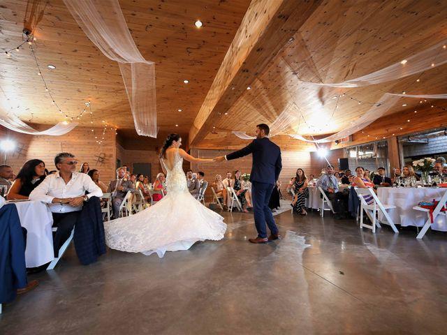 Brian and Rachel's wedding in Notre-Dame-de-l'Ile-Perrot, Quebec 76