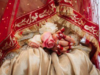The wedding of Nabeel and Sadia 1