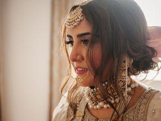 The wedding of Nabeel and Sadia
