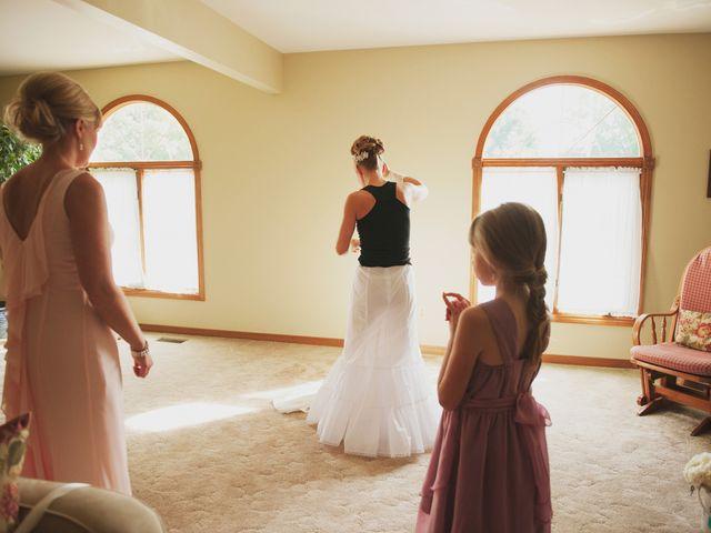 Joe and Melissa's wedding in Windsor, Ontario 34