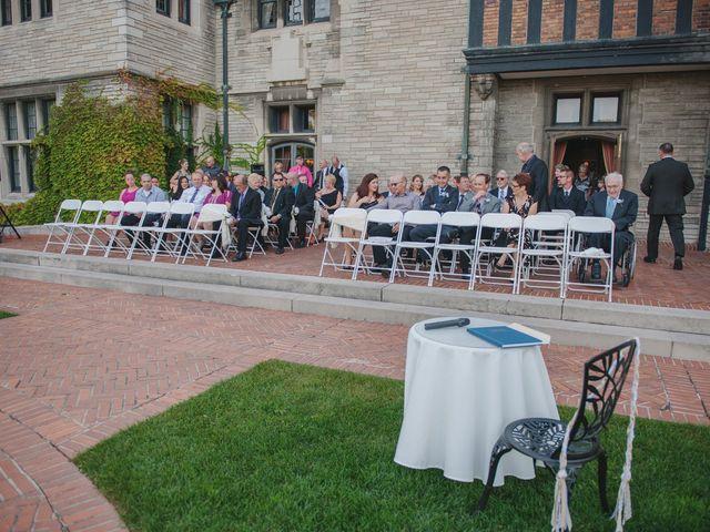 Joe and Melissa's wedding in Windsor, Ontario 69