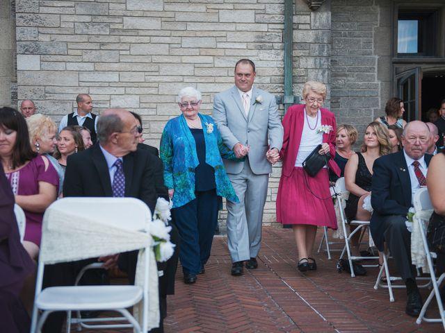 Joe and Melissa's wedding in Windsor, Ontario 72