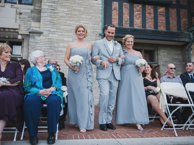 Joe and Melissa's wedding in Windsor, Ontario 73