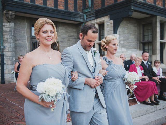 Joe and Melissa's wedding in Windsor, Ontario 74
