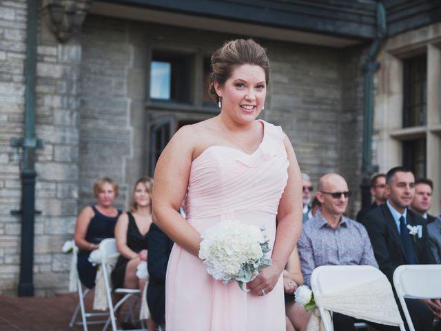 Joe and Melissa's wedding in Windsor, Ontario 75