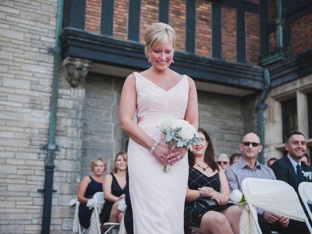 Joe and Melissa's wedding in Windsor, Ontario 76