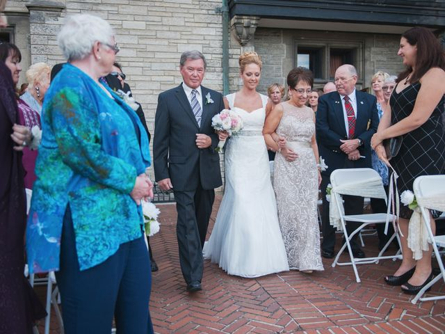 Joe and Melissa's wedding in Windsor, Ontario 80