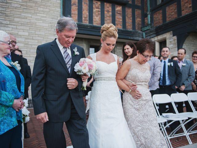 Joe and Melissa's wedding in Windsor, Ontario 81