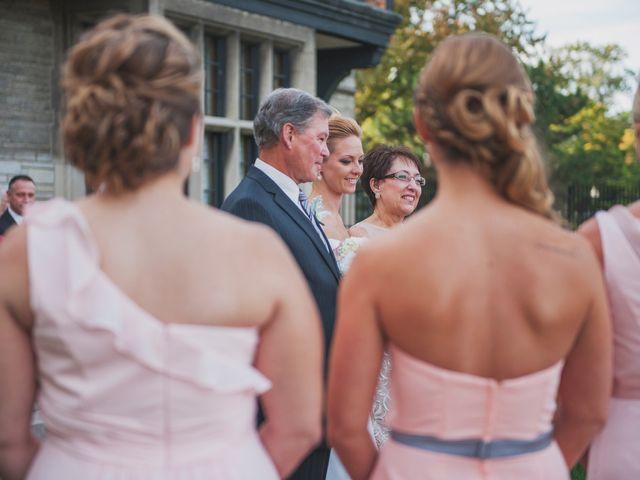 Joe and Melissa's wedding in Windsor, Ontario 83