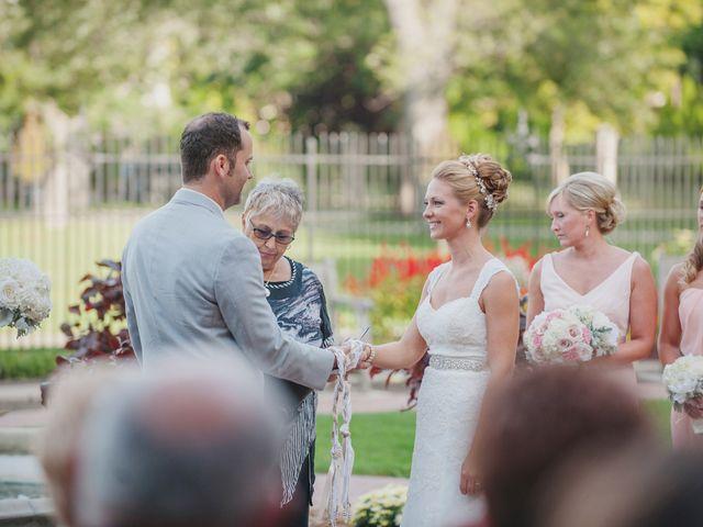 Joe and Melissa's wedding in Windsor, Ontario 89