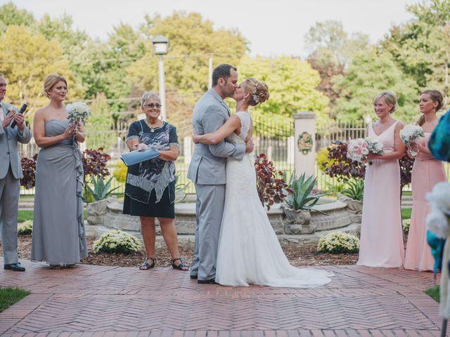 Joe and Melissa's wedding in Windsor, Ontario 91