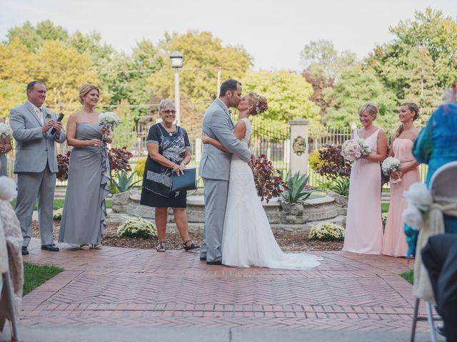 Joe and Melissa's wedding in Windsor, Ontario 92