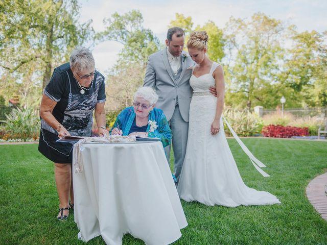 Joe and Melissa's wedding in Windsor, Ontario 98