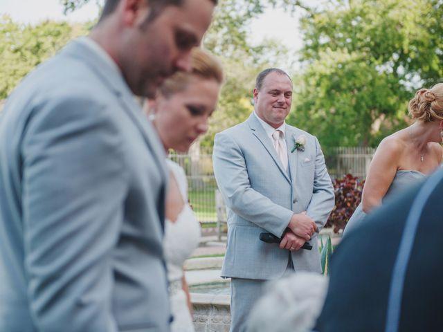 Joe and Melissa's wedding in Windsor, Ontario 101