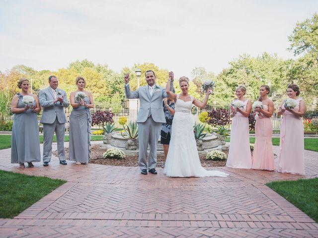Joe and Melissa's wedding in Windsor, Ontario 104