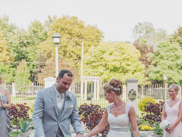 Joe and Melissa's wedding in Windsor, Ontario 105