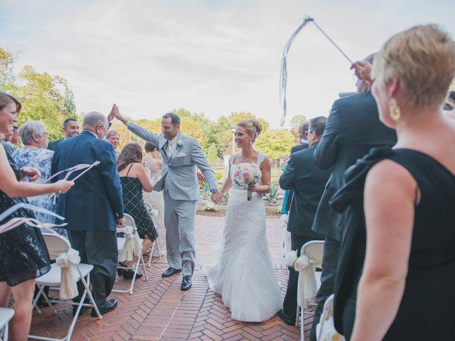 Joe and Melissa's wedding in Windsor, Ontario 106
