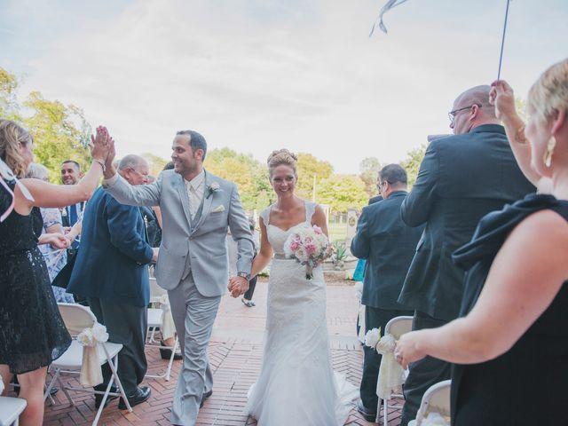 Joe and Melissa's wedding in Windsor, Ontario 107