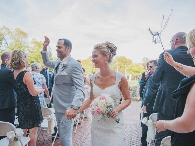 Joe and Melissa's wedding in Windsor, Ontario 108