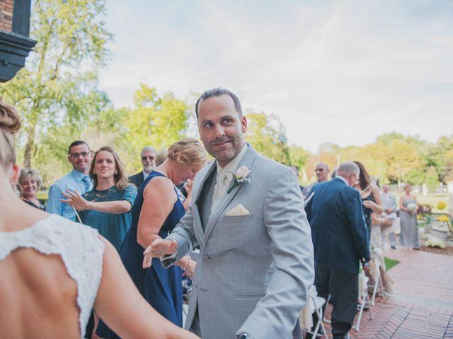 Joe and Melissa's wedding in Windsor, Ontario 109
