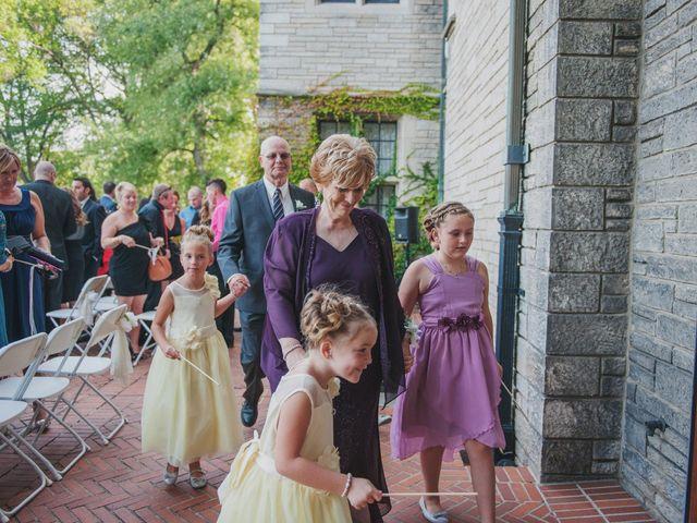 Joe and Melissa's wedding in Windsor, Ontario 113