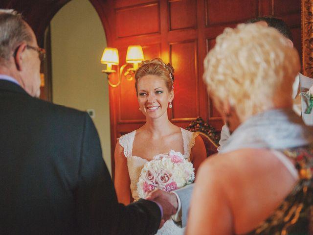 Joe and Melissa's wedding in Windsor, Ontario 116