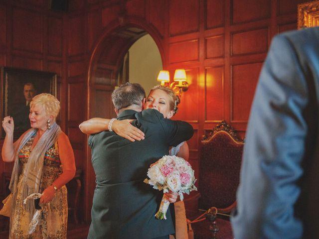 Joe and Melissa's wedding in Windsor, Ontario 117