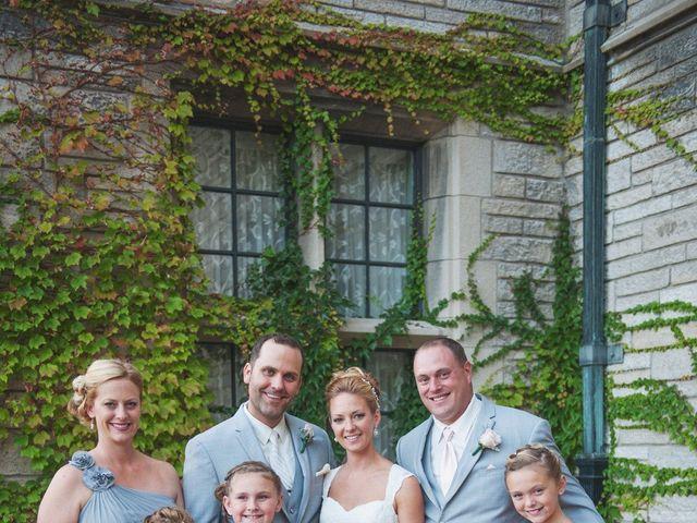 Joe and Melissa's wedding in Windsor, Ontario 130
