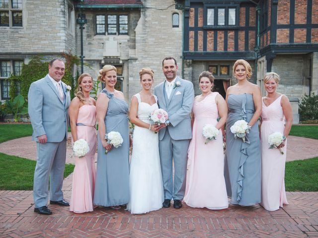 Joe and Melissa's wedding in Windsor, Ontario 132