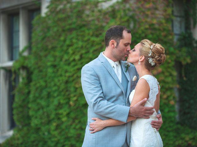 Joe and Melissa's wedding in Windsor, Ontario 137