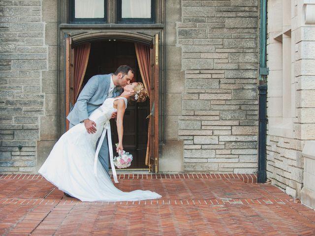 Joe and Melissa's wedding in Windsor, Ontario 147