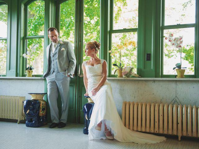 Joe and Melissa's wedding in Windsor, Ontario 149