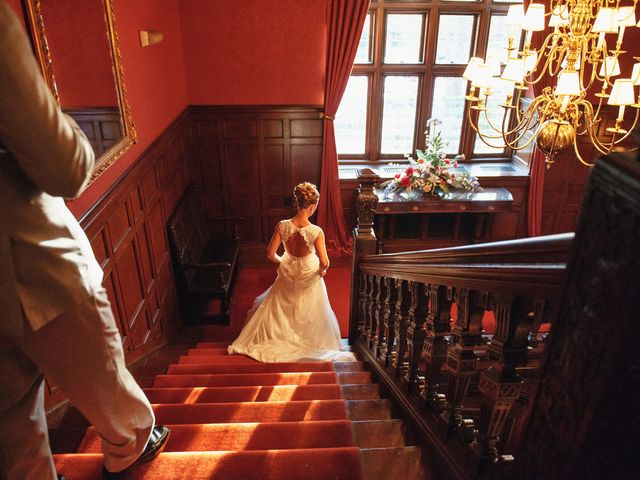 Joe and Melissa's wedding in Windsor, Ontario 150