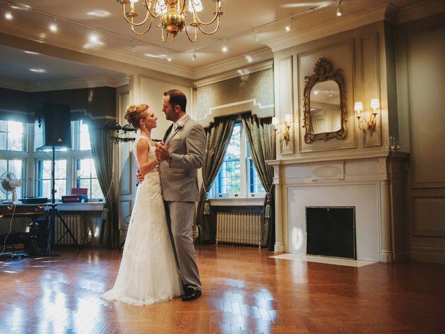 Joe and Melissa's wedding in Windsor, Ontario 157