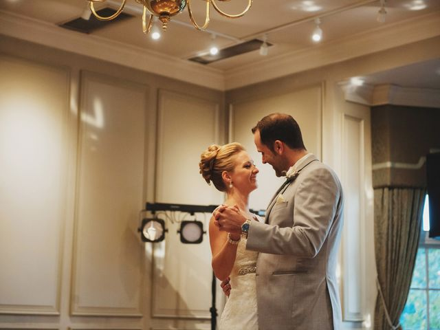 Joe and Melissa's wedding in Windsor, Ontario 160