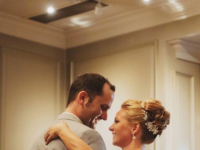 Joe and Melissa's wedding in Windsor, Ontario 161