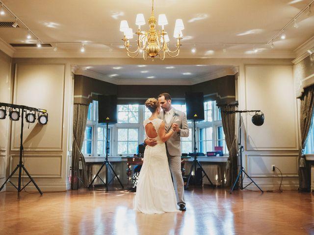 Joe and Melissa's wedding in Windsor, Ontario 162